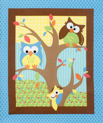 Bright Owls panel CP47766