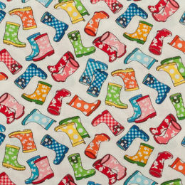 Puddle Jumpers fabric