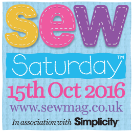 Sew Saturday logo
